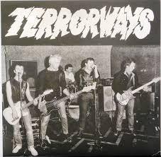 Terrorways - Short Haired Rock n Roll LP