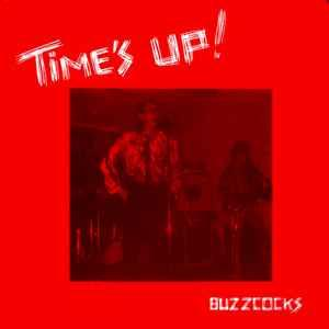 Buzzcocks - Time's Up lp (Domino)