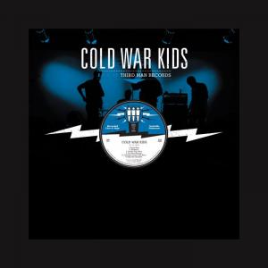 Cold War Kids - Live at Third Man lp [TMR]