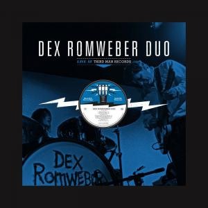 Dex Romweber Duo - Live at Third Man lp [TMR]
