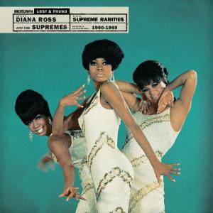 Supremes - Supreme Rarities lp [TMR]