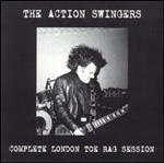 Action Swingers - Complete London Toe Rag Sessions lp