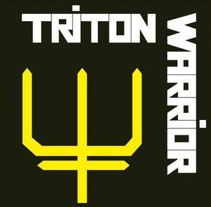 "Triton Warrior - Satan's Train 7"" (Supreme Echo)"