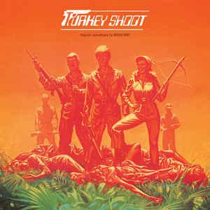 Brian May - Turkey Shoot OST lp (Dual Planet)