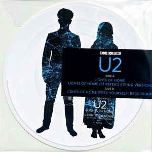 "U2 12"" RSD - Lights of Home pic disc"