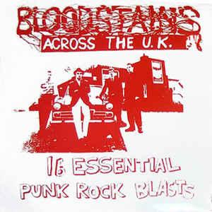 Bloodstains Across The U.K. 2 lp (Bloodstains)