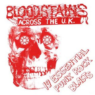 Bloodstains Across the U.K. lp