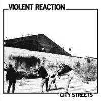 Violent Reaction - City Streets lp (Painkiller)