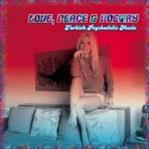 Love Peace & Poetry : Turkish Psychedelic Music lp (QDK)