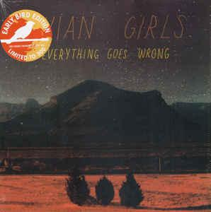 Vivian Girls - Everything Goes Wrong lp [Polyvinyl]
