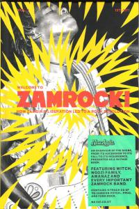 Welcome To Zamrock! Vol 1 book + cd (Now Again)
