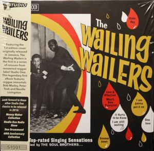 Wailing Wailers - s/t lp (Studio One/Yep Roc)