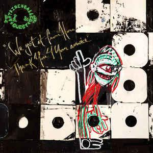 A Tribe Called Quest - We Got It From Here... dbl lp (Epic)