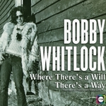 Bobby Whitlock - Where There's A Will... cd (Future Days)