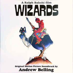 Andrew Belling - Wizards Original Motion Picture Soundtrack lp (