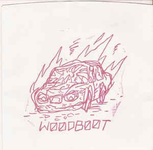 Woodboot - Black Piss 7' [Total Punk]