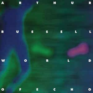 Arthur Russell - World of Echo dbl lp [Audika]