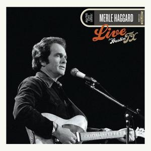 Merle Haggard - Live from Austin TX lp [New West]