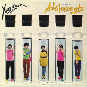 X-Ray Spex - Germfree Adolescents lp (Real Gone Music)