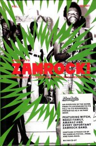 Welcome To Zamrock Vol 2 Book + cd (Now Again)