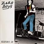 Zero Boys - History Of lp (Secretly Canadian)